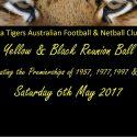 2017 Yellow and Black Reunion Ball